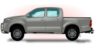 <b>Pickup Truck Hauler -- Discover The Bigger, Tougher Brother To Sports Utility Vehicles</b>